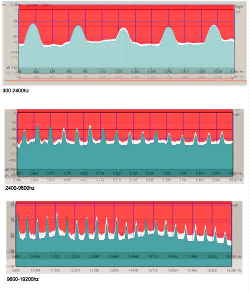 Spectrum Analysis of Bridge Bones